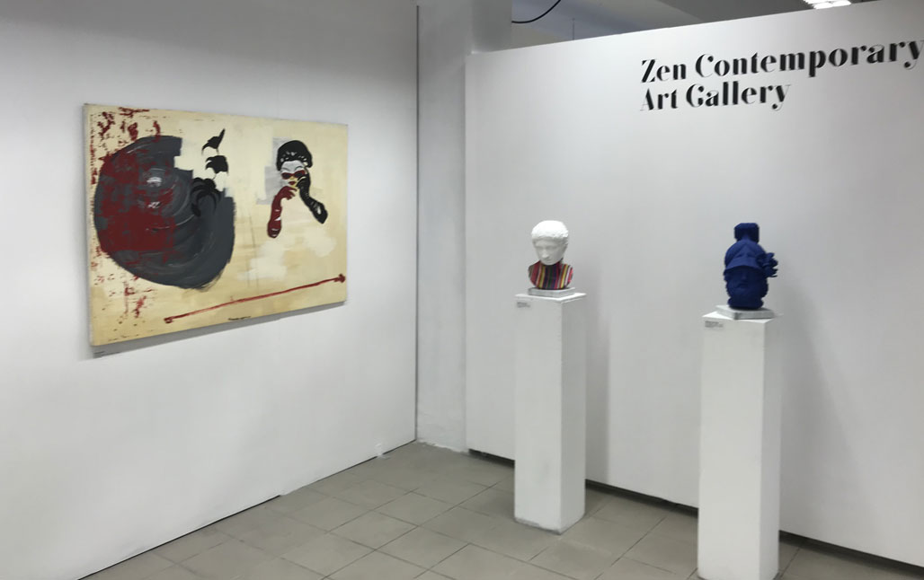 Art Zagreb - Izložba