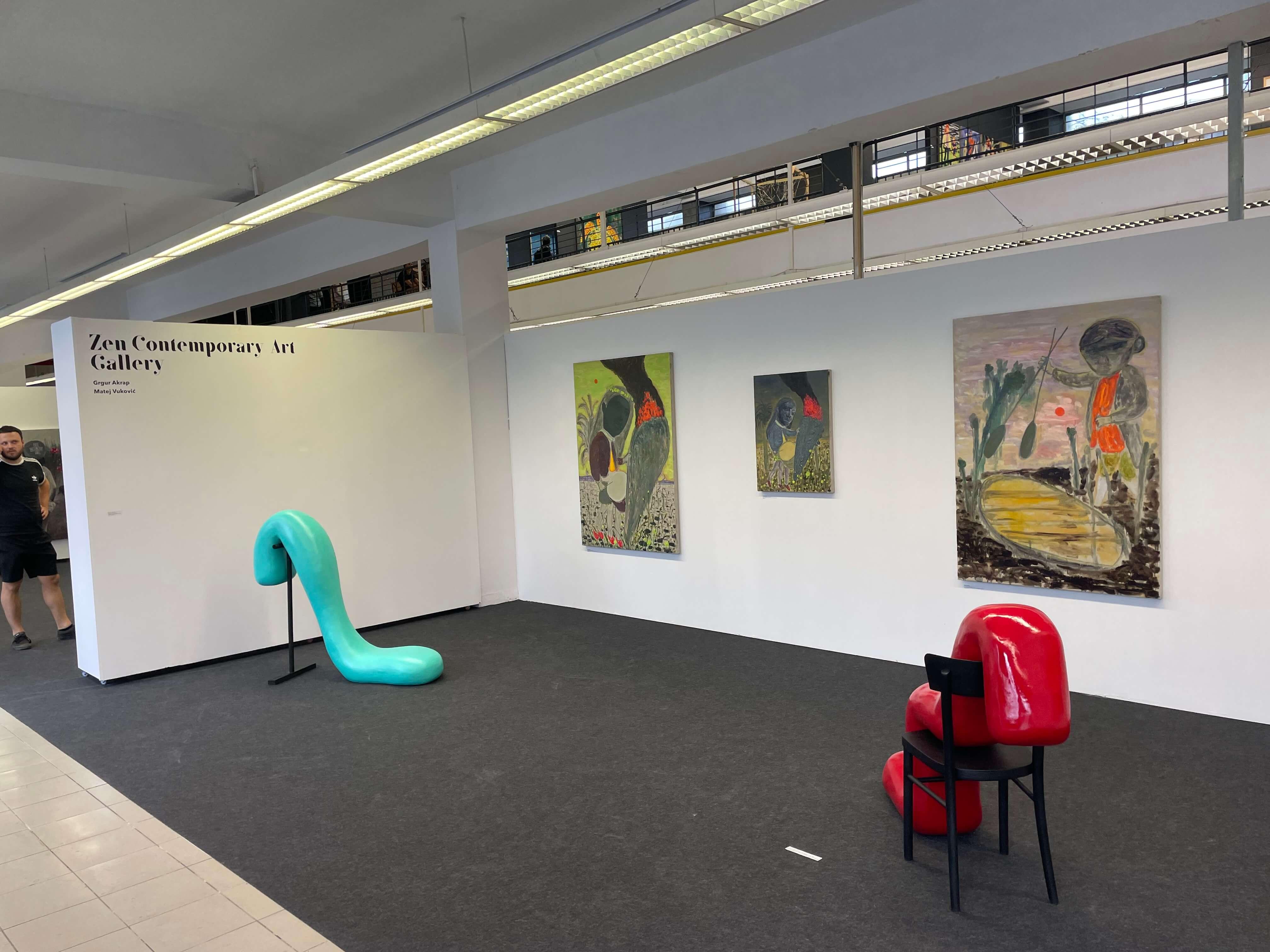 Art Zagreb - Grgur Akrap & Mateja Vuković