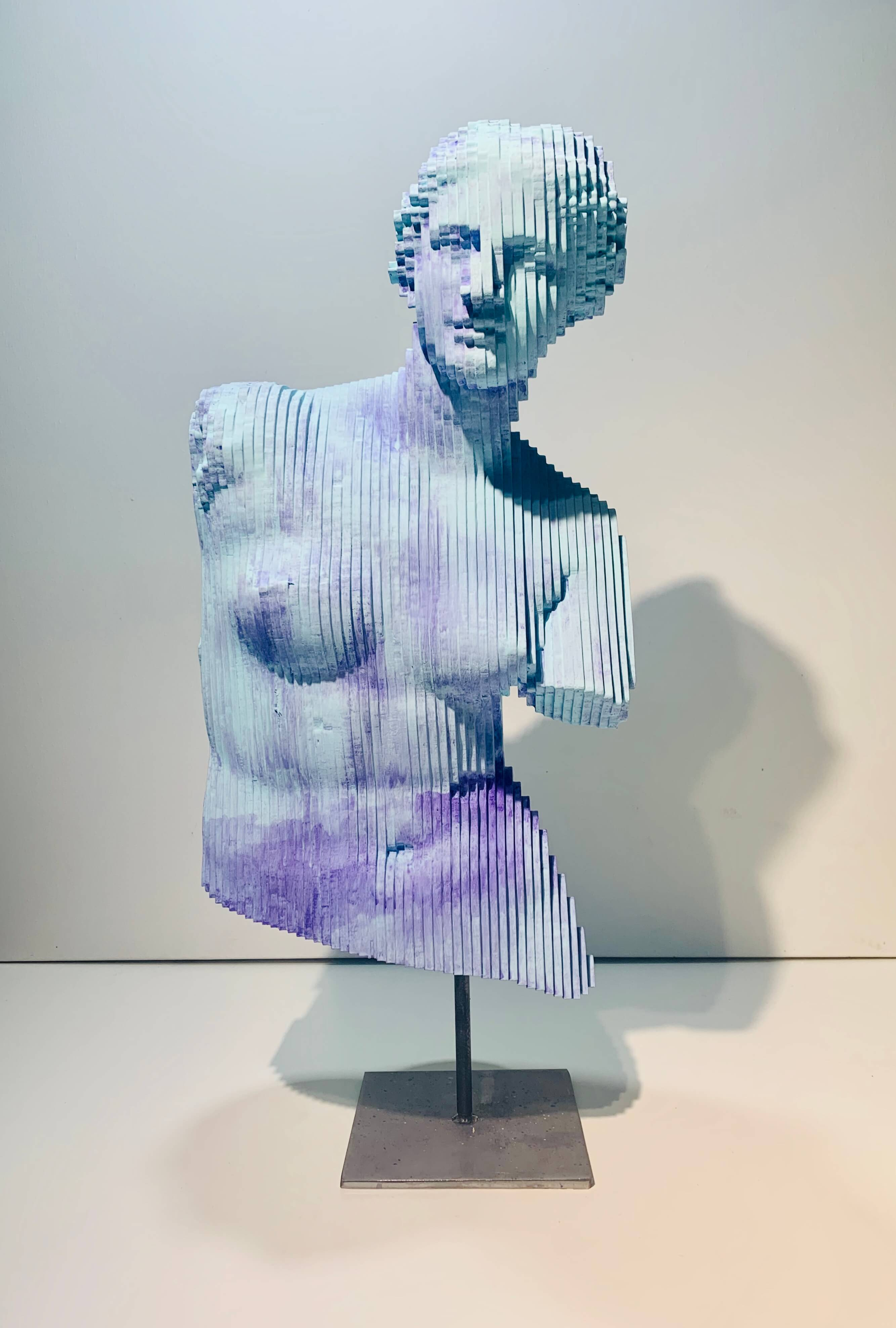 Daniele-Fortuna-Venus-of-Milo-40x27x17cm-wood-2020.-