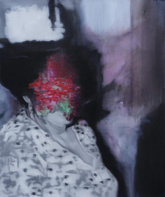 Martina-Grlic-Firstlady-ulje-na-platnu_oil-on-canvas-60x50cm-2017