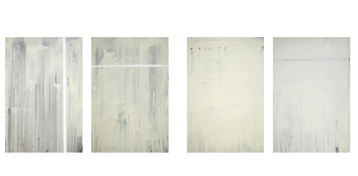 Hidden 01-04, 2013, acrylic /canvas, 150 x100 cm